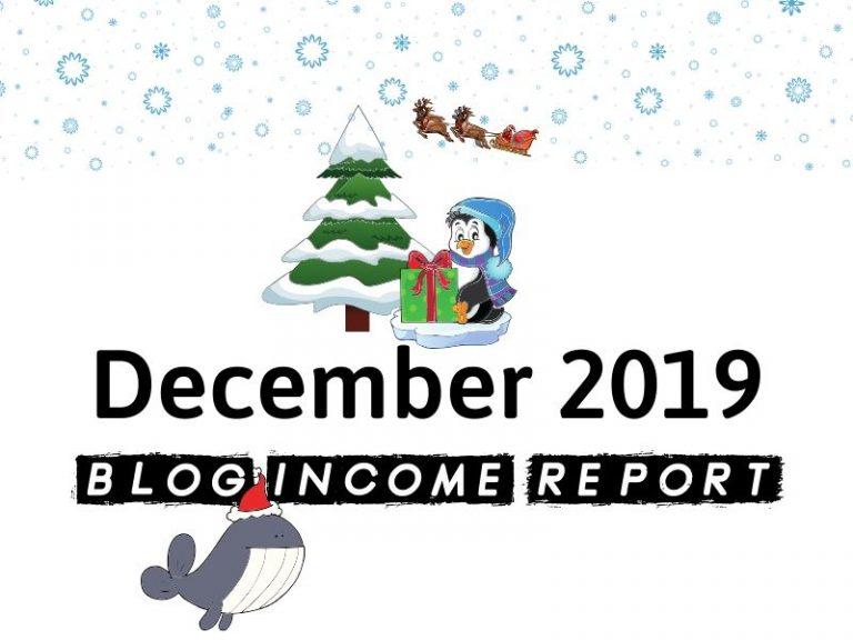 Niche Site Project 5 – December 2019 Update