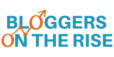 Bloggers on the Rise Logo