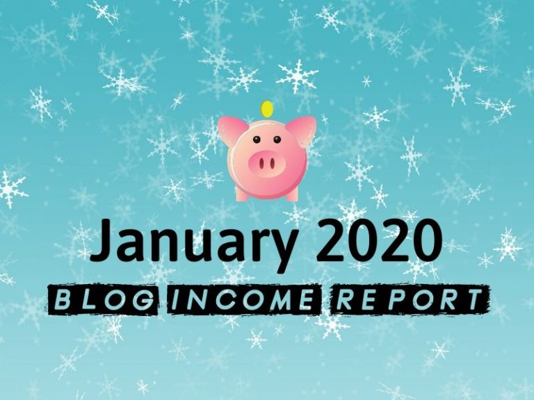 Niche Site Project 2 – January 2020 Update