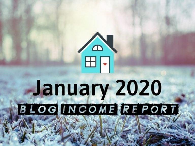 Niche Site Project 3 – January 2020 Update