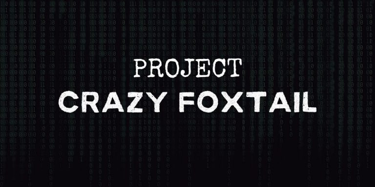 Project Crazy Foxtail