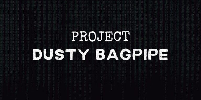 Project Dusty Bagpipe