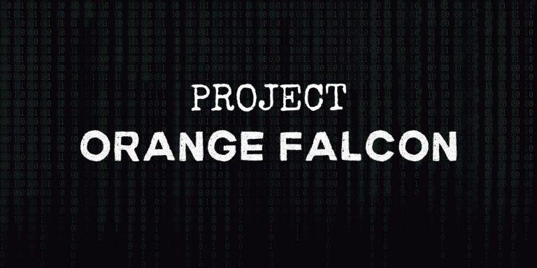 Project Orange Falcon