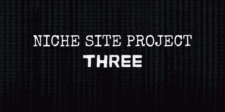 Niche Site Project 3: Home and Garden
