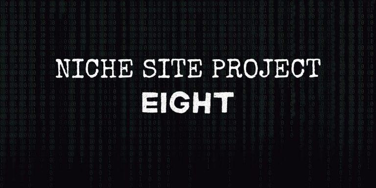 Niche Site Project 8