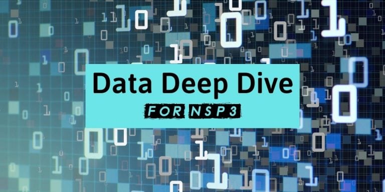 Data Deep Dive for NSP3